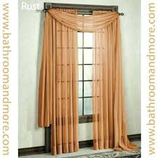 Rust Color Curtains Rust Colored Curtains Rabbitgirl Me