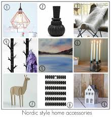 Nordic Home Nordic Style Home Accessories House List Disign