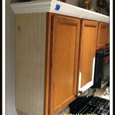 kitchen cabinet trim ideas kitchen cabinet moulding makeover install crown molding trim ideas