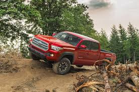 old toyota lifted 10 most important changes to the 2016 toyota tacoma motor trend