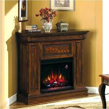Electric Corner Fireplace Amish Built Electric Fireplace Electric Fireplace Electric Corner