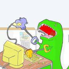 Funny T Rex Meme - t rex memes home facebook
