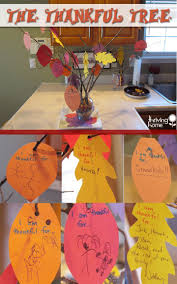 a meaningful thanksgiving craft and centerpiece for all ages
