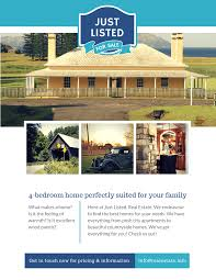 Real Estate Feature Sheet Template Free 20 eye catching do it yourself real estate flyer templates from