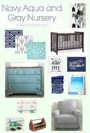 my modern nursery 71 cool and calm in aqua and navy sponsored by