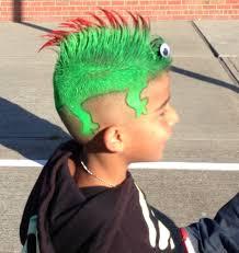 lizard for crazy hair day crazy hair pinterest crazy hair