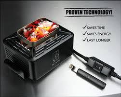 best way to light charcoal blazn burner how to light hookah coals with infrared hookah
