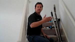 how to clean stairs carpet cleaning how to video by rob allen of