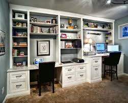 Built In Office Desk Built In Desk Ideas For Your Own Workspace In Home Built In