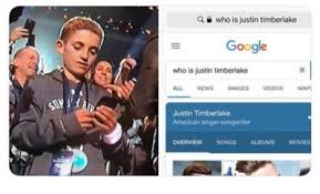Memes Super Bowl - selfie kid super bowl memes justin timberlake halftime show meme