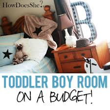 Toddler Boys Room Decor Decorating A Toddler Boy Room On A Budget How Does She