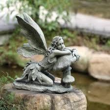 garden statues hayneedle