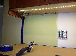 Inside Kitchen Cabinet Lighting by Kitchen Room Design Double Kitchen Led Recessed Under Cabinet