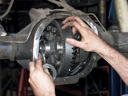 ford f150 gears 2001 ford f150 custom truck differential installation truckin