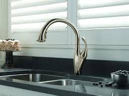 touch kitchen faucets kitchen faucet touchless home design ideas and pictures