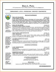 Resume Sample Volunteer Position by Un Volunteer Sample Resume