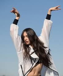kyoko ex machina actress passionate and talented dancer sonoya mizuno for the lacostelive