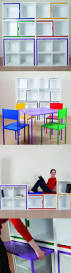 Space Saving Table And Chairs by Space Saving With Multifunctional Furniture By Orla Reynolds