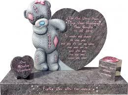 baby headstones for gallery precious angel memorials