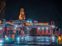 guiding lights where to find great christmas lights in rockland