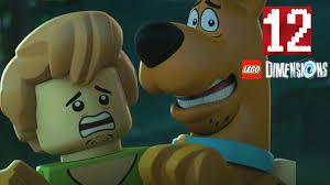 Halloween Escape Unmasked Walkthrough by Scooby Doo Lego Dimensions Ep 12 En Español 8bitcr Youtube