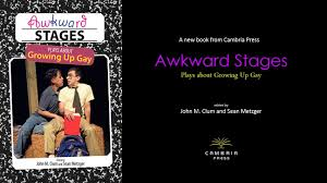 cambria press publication awkward stages plays about growing up