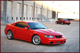 Black And Red Mustang Rims Svt Mustang Cobra Terminator W Ccw Wheels Ford Pinterest