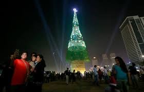 sri lanka claims world u0027s tallest artificial christmas tree wtop