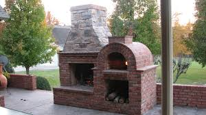 patio build your own outdoor fireplace designs with stone