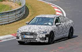 first audi next audi s6 spied testing for the very first time quattroworld