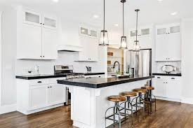 white cabinets with black countertops ideas 7 white cabinets with black countertops ideas home decor bliss