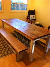 Handmade Kitchen Table by 81 Best Farmhouse Tables Images On Pinterest Kitchen Tables