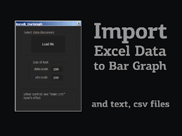 Bar Graph Template Excel Kanafi Bar Graph Template By Ai Dos Videohive