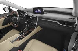 lexus rx interior new 2017 lexus rx 350 price photos reviews safety ratings