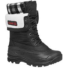 s kamik boots canada kamik sugarloaf s black winter boot