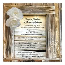 wedding invitation wording for already married post wedding reception invitations announcements zazzle