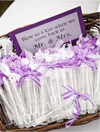 wedding bubbles 33 awesome wedding favors for your guests sortra