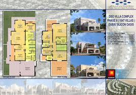 floor plans cedre villas silicon oasis by dubai silicon oasis
