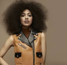 Afro Hair Extensions Uk by Let Loose The Natural Afro Hair Looks That Ruled The S S 2016