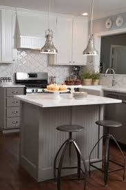 Tiled Kitchen Island by As Seen On Hgtv U0027s