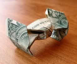 dollar bill starfighter u003d darth vader u0027s ship craft origami
