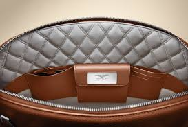 old bentley interior classic bentley design in a handbag malcolm duffin