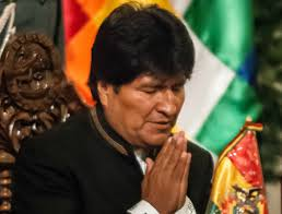 evo morales bolivia u0027for a lasting solution to the climate crisis we must