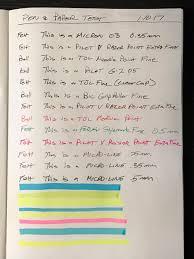 Writing On Graph Paper Six Notebooks Compared Leuchtturm1917 Rhodia Midori Muji