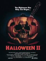 halloween 2 horror movie poster slasher killer movie posters