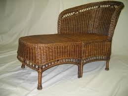 Wicker Chaise Lounge Wicker Chaise Lounge Free Shipping Today Overstock 10124357 With