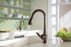 moen copper kitchen faucet best rubbed bronze kitchen faucet installation joanne russo