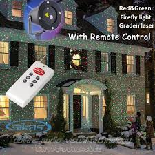 christmas projection lights waterproof ip65 outdoor christmas light rg laser projector