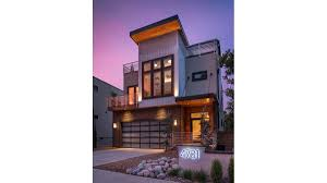 Exterior Home Design Kansas City by Artistically Modern Nspj Architects