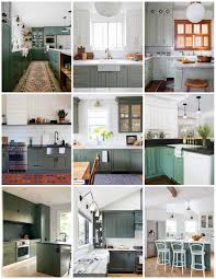 is green a kitchen color moody green kitchen cabinet paint colors bright green door